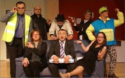 Aquest diumenge Sant Pere Molanta acull teatre per La Marató de TV3