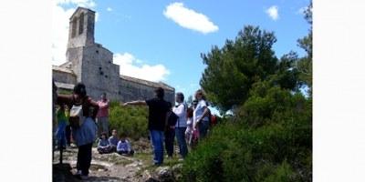 """Aquest diumenge torna la visita guiada """"Una muntanya d'històries"""" al Parc d'Olèrdola"""