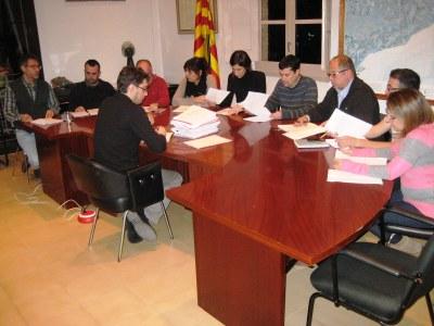 Aquest divendres a la tarda s'ha convocat ple de l'Ajuntament d'Olèrdola