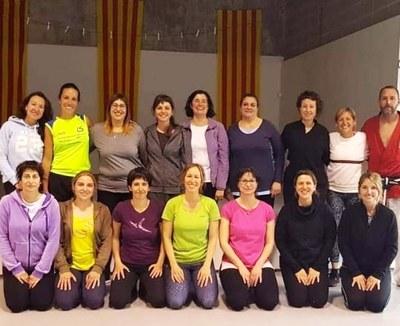 Participants en la primera sessió del curs, aquest passat divendres