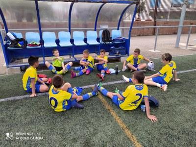 Aquesta temporada el Base Olèrdola ha recuperat els equips de les categories juvenil i mainada