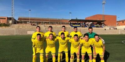 Ascens de l'AE Moja a 2a Catalana