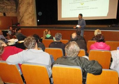 Avança amb participació del sector l'elaboració el Pla de Desenvolupament Turístic d'Olèrdola