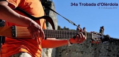 Avancen els preparatius de la 34a Trobada d'Olèrdola, que se celebrarà el 7 i 8 de juny
