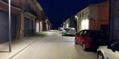 AVÍS! Aquesta nit o demà a la nit ELECNOR farà un control lumínic de tot el municipi