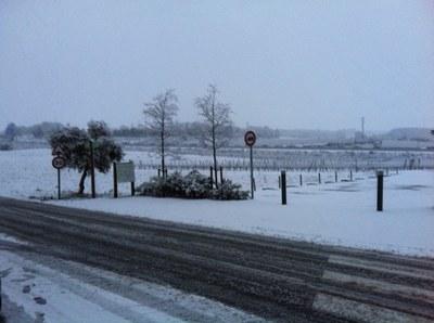 Avís: Tancament de les Escoles Bressol , CEIPS i Consultoris Mèdics del municipi a causa de la nevada