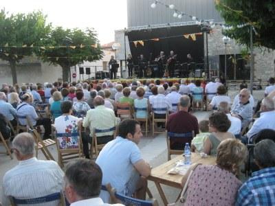 Concert del grup Trams