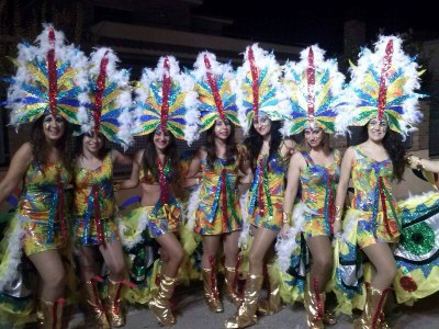 Integrants del grup de Moja(foto:Grup Carnaval Moja)