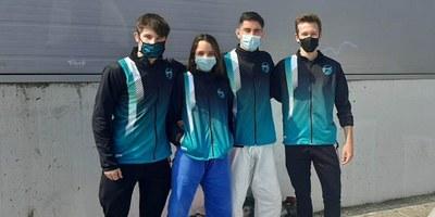 Bons resultats del Judo Olèrdola en la prèvia classificatòria pel Campionat d'Espanya júnior