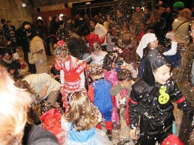 Carnaval infantil a Moja aquest dissabte a la tarda amb festa de disfresses i xocolatada