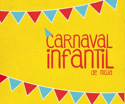 Carnaval Infantil a Moja aquest dissabte a les 6 de la tarda