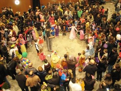 El Local Nou va viure l'any passat un animat Carnaval Infantil