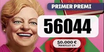 Carrefour Olèrdola ha venut un bitllet del primer premi de la Grossa de Sant Jordi, dotat amb 50.000 €