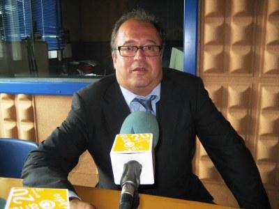 Josep Maria Sánchez, portaveu del grup municipal de CiU