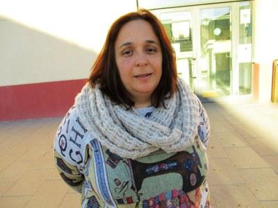 Mari Carme Villanueva, regidora de CiU