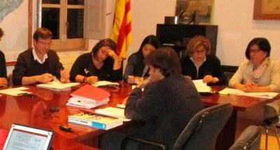"""CiU i ERC lamenten que l'alcalde """"no admet"""" una moció de suport als imputats pel 9N"""