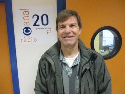Josep Sánchez, portaveu del grup de CiU