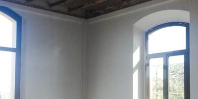 Comencen els treballs previs a les obres de reforma de l'edifici de l'Ajuntament d'Olèrdola