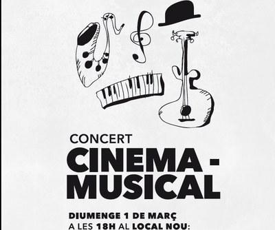 Concert de cinema musical aquest diumenge a Moja amb Clau de Sons