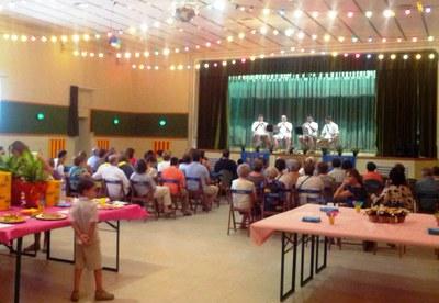 Concert de gralles de qualitat per la Festa Major de Sant Pere Molanta