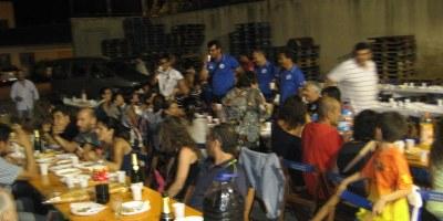 Convidada pel Base Olèrdola, una delegació de l'equip italià del Fermo ha estat al nostre municipi
