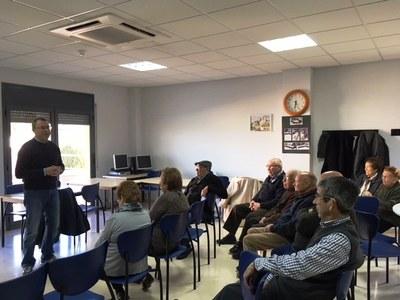 """Convocada per dimecres 18 d'abril la xerrada """"Seguretat i via pública"""" al Casal d'Avis de Moja"""