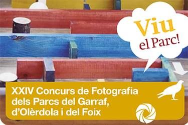 Convocat el 24è concurs de fotografia dels parcs del Garraf, Olèrdola i Foix