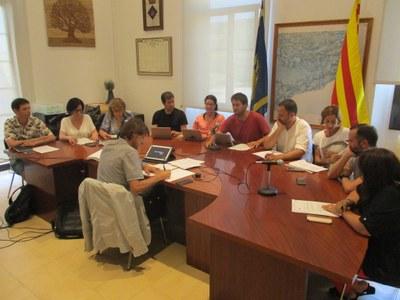 Convocat per dilluns el primer ple ordinari d'aquest mandat municipal a l'Ajuntament d'Olèrdola