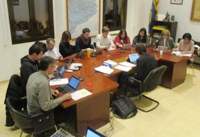Convocat ple de l'Ajuntament d'Olèrdola per dimarts a les 19:30h