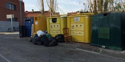 Crida de l'Ajuntament d'Olèrdola a mantenir el civisme i fer una correcta gestió de residus