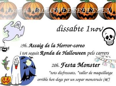 Daltmar fa compatible aquest dissabte la celebració de la Castanyada i de Halloween