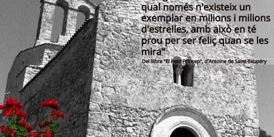 Des de l'Ajuntament d'Olèrdola us desitgem molt bona diada i esperança en aquests dies que estem vivint