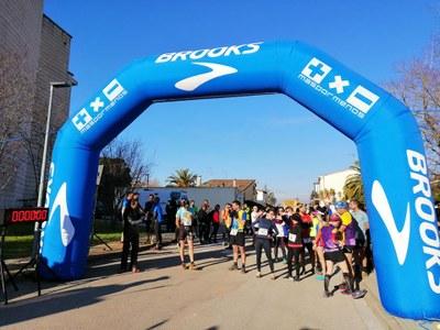 """Després de la cursa Spartan Running, """"Olèrdola amb La Marató"""" ha tancat balanç econòmic assolint 5.268 € de recaptació"""