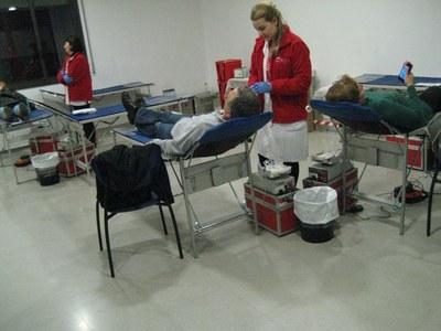 Dijous 28 de setembre es podrà donar sang a Moja