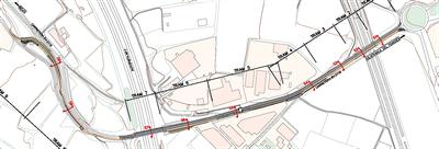 Dijous es presenta el projecte de carril bici i de vianants que unirà Moja amb Vilafranca