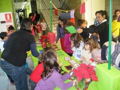 Dilluns i dimecres es farà la 5a Fira Solidària de l'escola Rossend Montané de Sant Pere Molanta