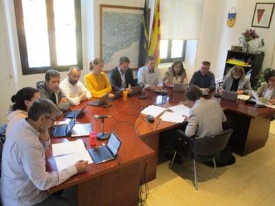 Dilluns s'ha convocat sessió extraordinària de ple de l'Ajuntament d'Olèrdola