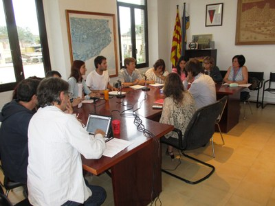 Dilluns s'ha convocat sessió ordinària de ple de l'Ajuntament d'Olèrdola