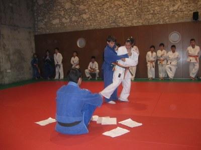 Dimarts començarà el Campus d'estiu del Judo Olèrdola