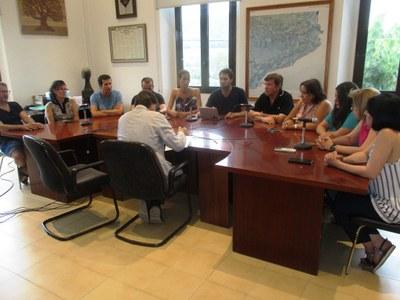 Convocat per dimarts ple a l'Ajuntament d'Olèrdola