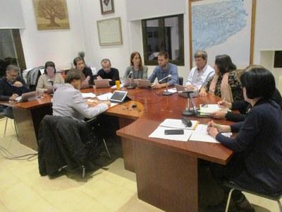 Dimarts s'ha convocat el darrer ple ordinari d'aquest mandat municipal a l'Ajuntament d'Olèrdola