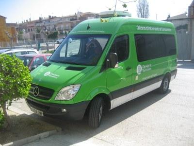 Dimarts visita Olèrdola l'Oficina Mòbil d'Informació al Consumidor