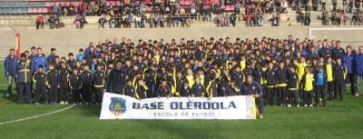 Dissabte 6 de desembre s'ha convocat l'acte de presentació oficial del Base Olèrdola
