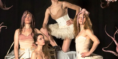 """Dissabte arriba a Moja l'obra """"Barbes de balena"""", un divertit i reivindicatiu homenatge  """"a les nostres avantpassades"""""""