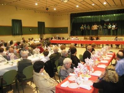 Dissabte el Casal d'Avis de Sant Pere Molanta celebra el seu 10è aniversari