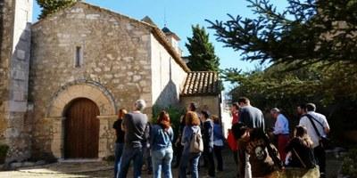 Dissabte es podrà fer una visita guiada pel patrimoni del poble de Moja