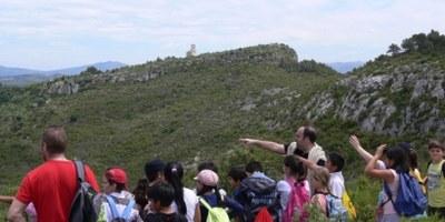 """Dissabte es programa a la seu d'Olèrdola del Museu d'Arqueologia la ruta guiada """"Olèrdola, una muntanya d'històries"""""""