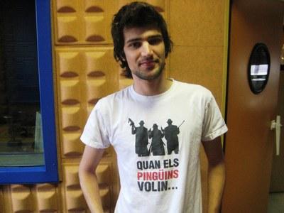 Sergi Jané, director i guionista de la pel·lícula