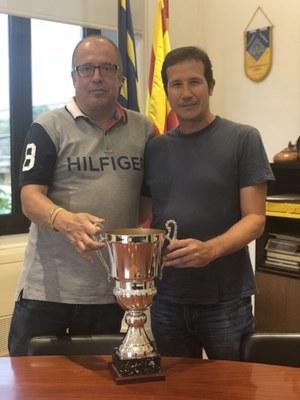 Diumenge 30 de setembre el Base Olèrdola i l'Òdena es disputaran la 1a Copa Olèrdola femenina