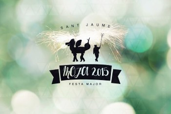 Diumenge comencen els actes previs de la Festa Major de Moja